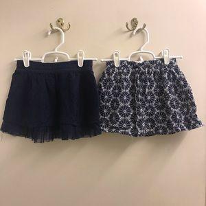 Bundle of Cherokee skirts